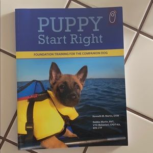 PUPPY Start Right Book
